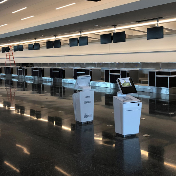 Terminal level 3 ticketing 2 August 2020
