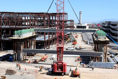Construction Updates » Salt Lake International Airport