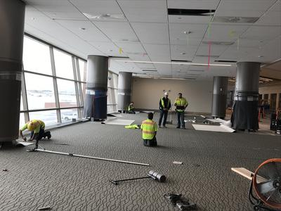 Construction Updates Salt Lake International Airport