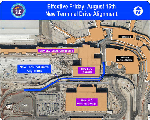 August 16 Roadway Alignment