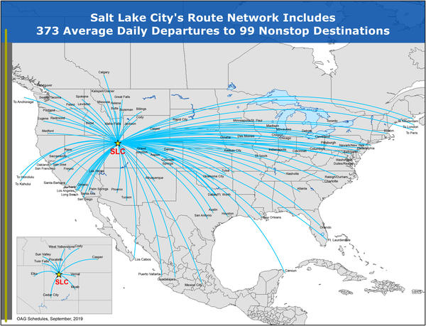 Flight Schedule » Salt Lake International Airport on american route map, airtran airlines route map, pacific wings route map, air macau route map, national airlines route map, delta air lines route map, jetblue airlines route map, delta international route map, frontier airlines route map, key lime air route map, expressjet route map, atlas air route map, volaris route map, independence air route map, trans states airlines route map, island air route map, tap air portugal route map, luxair route map, united route map,