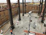 North Concourse basement Nov 2018