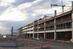 Parking Garage and Gateway steel 06-01-18