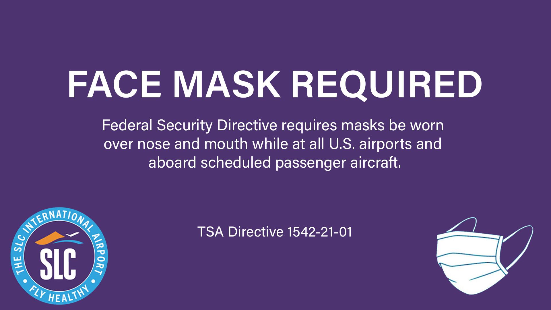 Travel Advisory Salt Lake City International Airport