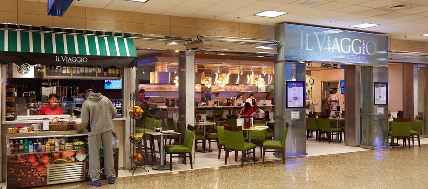 Il Viaggio Salt Lake International Airport