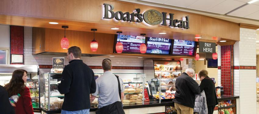 Boar's Head Deli