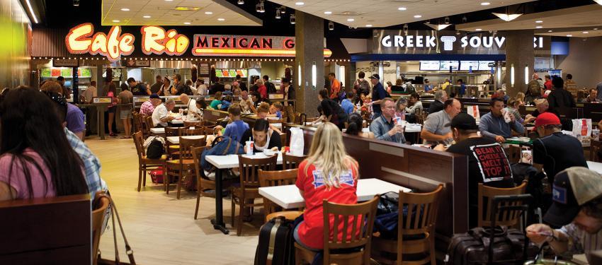 Cafe Rio Slc Airport Hours
