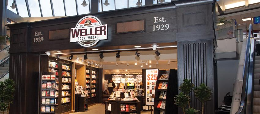 Sam Weller Book Works